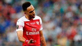 Барселона не готова переплачувати за трансфер Обамеянга