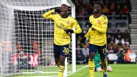 Розкішний виступ молодих гравців Арсенала у відеоогляді матчу проти Борнмута