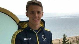 Чемпион мира U-20 отправился в аренду из СК Днепр-1 в Левадию