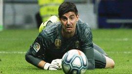 Куртуа: Начал болеть за Реал, когда мне подарили футболку Касильяса