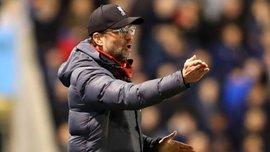 Клопп призвал сменить формат Кубка Англии