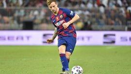 Манчестер Юнайтед надіслав запит Барселоні щодо Ракітіча, – ESPN