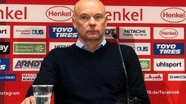 Рьослер, який вибив Динамо з Ліги Європи, очолив останню команду Бундесліги