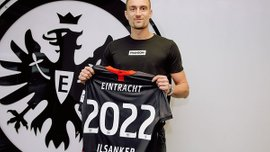 Ільсанкер приєднався до Айнтрахта – його збірна стане суперником України на Євро-2020