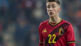 Мілан підписав хавбека молодіжної збірної Бельгії