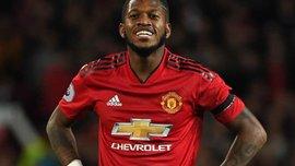 Фред – лучший игрок Манчестер Юнайтед в январе