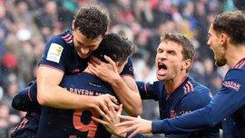 Результативный рекорд Баварии в видеообзоре матча против Майнца – 3:1
