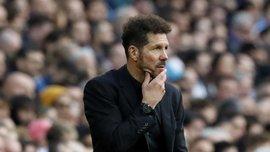Симеоне: Атлетико мог достичь результата в матче против Реала, остался горький привкус
