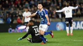Монако удев'ятьох програв аутсайдеру, Лілль у вольовому стилі здолав Страсбур