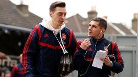 Озіл міг покинути Арсенал під час трансферного дедлайну – Артета був готовий відпустити хавбека