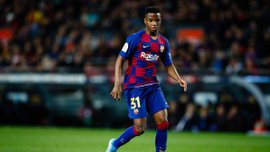 Фати установил очередное историческое достижение, забив два гола за Барселону в матче с Леванте