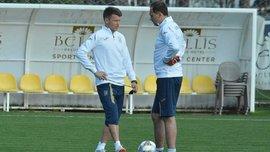 Ротань вирушить до Туреччини, щоб переглядати кандидатів у молодіжну збірну України