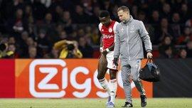 Три игрока сборной Нидерландов получили травмы в матче Аякс – ПСВ