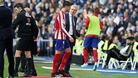 Мората может пропустить матч Лиги чемпионов против Ливерпуля – Атлетико имеет серьезные кадровые проблемы