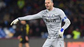 Ханданович может сыграть против Милана несмотря на незалеченную травму