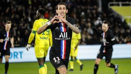 Лига 1: ПСЖ на классе одолел Нант, Ренн уступил Лилию, Монако обыграл Анже