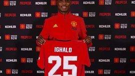 Игало признался, на какие жертвы пошел ради трансфера в Манчестер Юнайтед