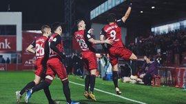 Кубок Іспанії: Мірандес сенсаційно обіграв Вільяреал та став другим півфіналістом