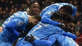 Лига 1: Марсель уверенно обыграл Сент-Этьен, Лион не смог одолеть аутсайдера