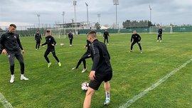 Заря – Ордабасы – 3:0 – видео голов и обзор матча