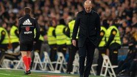 Зидан: Трудно пропускать четыре гола дома, но Реалу ничего не нужно менять