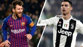 Мессі заробляє значно більше, ніж Роналду – L'Equipe відкриває зарплати зірок