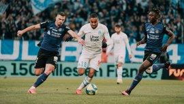 Монако выдал феерический камбэк и поднялся в группу лидеров, минимальная победа Марселя: 24 тур Лиги 1, суббота