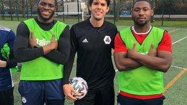 Кака присоромили у міні-футболі, але бразилець ефектно помстився