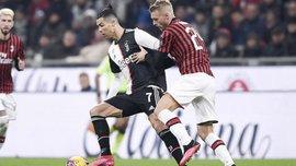 Милан – Ювентус – 1:1 –  видео голов и обзор матча