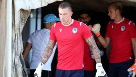 Рудько признан лучшим игроком матча чемпионата Кипра