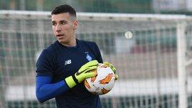 Голкипер Динамо U-19 Нещерет лаконично подытожил вылет команды из юношеской Лиги УЕФА