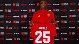 Манчестер Юнайтед запретил Игало тренироваться на базе клуба