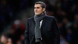 """""""Возможно, я отправлюсь в какое-то путешествие"""": Вальверде заинтриговал своим будущим после отставки из Барселоны"""