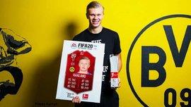 Холанд став найкращим гравцем Бундесліги у січні – це лише перший місяць вундеркінда в Борусії Д