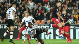 Валенсия – Атлетико – 2:2 – видео голов и обзор матча