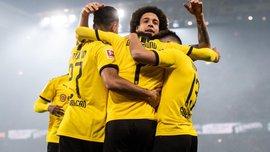 Боруссия Д – Айнтрахт – 4:0 – видео голов и обзор матча