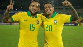 Майкон і Додо повернулися до загальної групи Шахтаря після виступів за Олімпійську збірну Бразилії