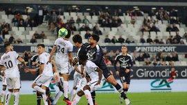 Бордо розписав результативну нічию з Діжоном, Тулуза вдев'ятьох програла Ніцці: Ліга 1, субота