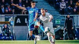 Хоффенхайм – Вольфсбург – 2:3 – видео голов и обзор матча