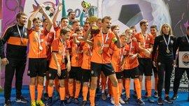 Шахтар обіграв Динамо у фіналі турніру в Мінську для команд U-14 – українці забрали майже усі індивідуальні нагороди