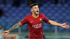 Победный гол воспитанника Барселоны в видеообзоре матча Рома – Гент