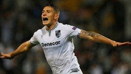 Бруно Дуарте снова забил в чемпионате Португалии – экс-форвард Львова поразил ворота Порту