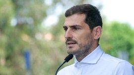 Касільяс оголосив про рішення балотуватися на пост президента Федерації футболу Іспанії