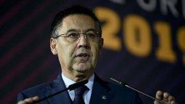 Барселона розірвала контракт з компанією, яка плямувала репутацію гравців – Бартомеу готовий покарати винних