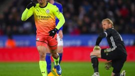 Фиаско Агуэро и супервыход Жезуса на замену в видеообзоре матча Лестер – Манчестер Сити