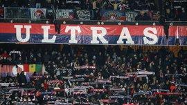 Борусія Д – ПСЖ: фанатів парижан 5 годин тримали на кордоні з Німеччиною