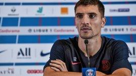 Борусія Д – ПСЖ: парижани втратили двох виконавців на матч-відповідь
