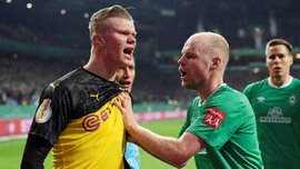 Холанд признался, кто из игроков вдохновил его стать футболистом