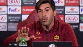 Фонсека сподівається врятувати невдалий сезон Роми виступами в Лізі Європи