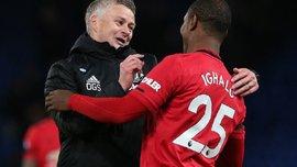 Брюгге – Манчестер Юнайтед: Сульшер назвал главную причину ротации состава